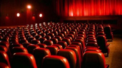 طراحی سالن سینما