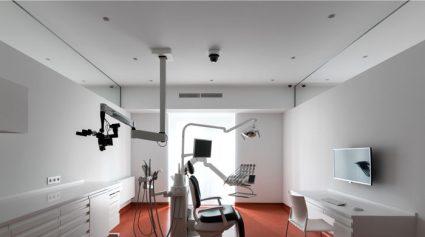 طراحی کلینیک دندان پزشکی