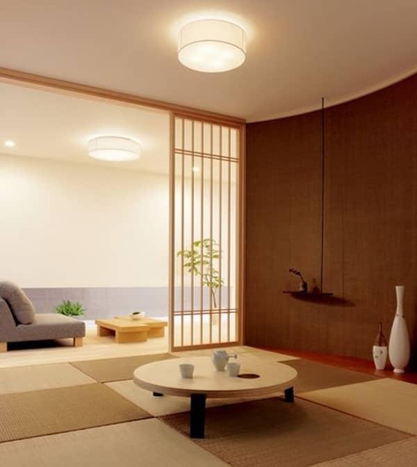 سبک ژاپنی دکوراسیون داخلی منزل