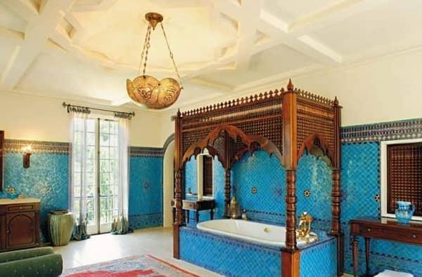 سبک مراکشی دکوراسیون داخلی منزل