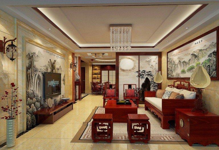 سبک چینی دکوراسیون داخلی منزل