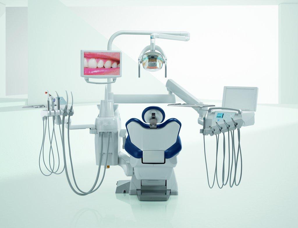یونیت در دکوراسیون مطب دندانپزشکی