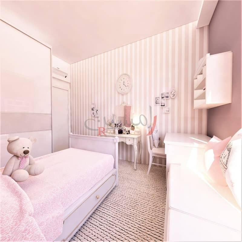 اتاق خواب کودک دکوراسیون