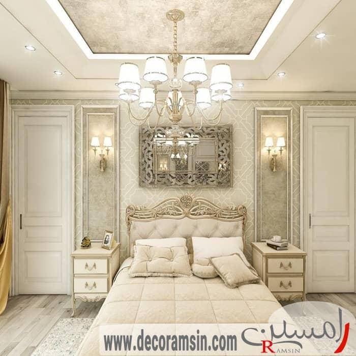 چه رنگی برای اتاق خواب مناسب است