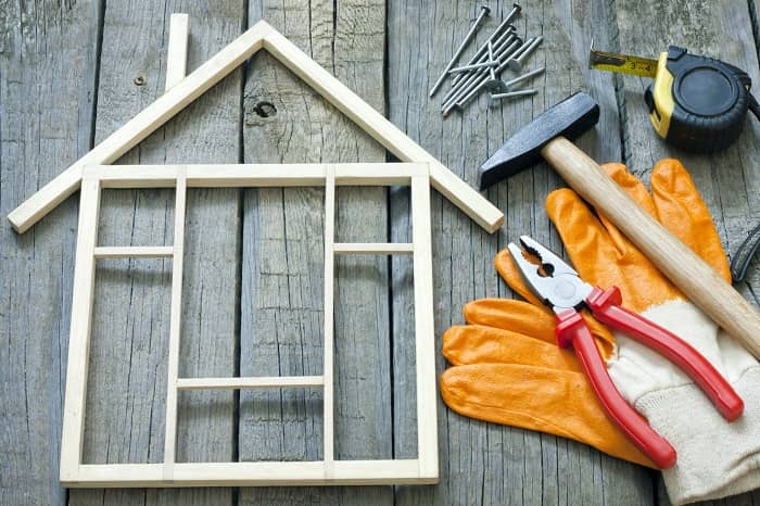 ترفند های خلاقانه برای بازسازی خانه