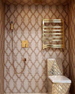 ابزار کاربردی حمام و دستشویی سرویس فرنگی و حوله خشک کن