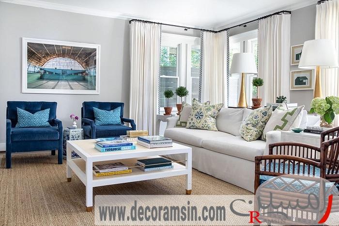 طرح ها و رنگ های مناسب دکوراسیون خانه_new
