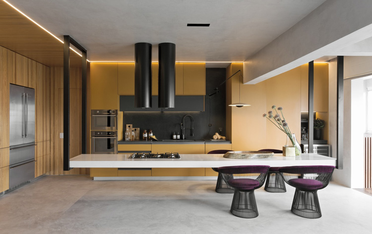 نمونه آشپزخانه زیبا