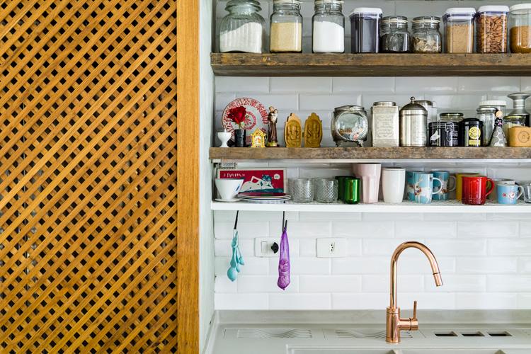 شلف های آشپزخانه