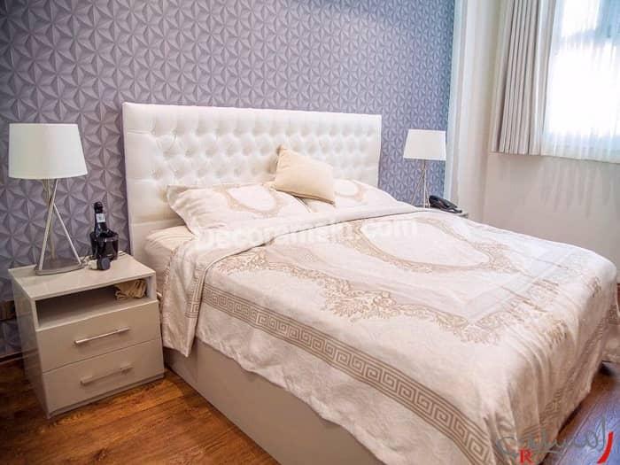 چه رنگی مناسب دکوراسیون اتاق خواب کوچک است؟