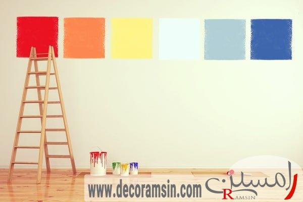 توجه-به-روانشناسی-رنگ-در-دکوراسیون-خانه