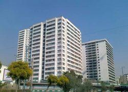 طراحی دکوراسیون داخلی و اجرای آپارتمان دو خوابه ۱۷۰ متری