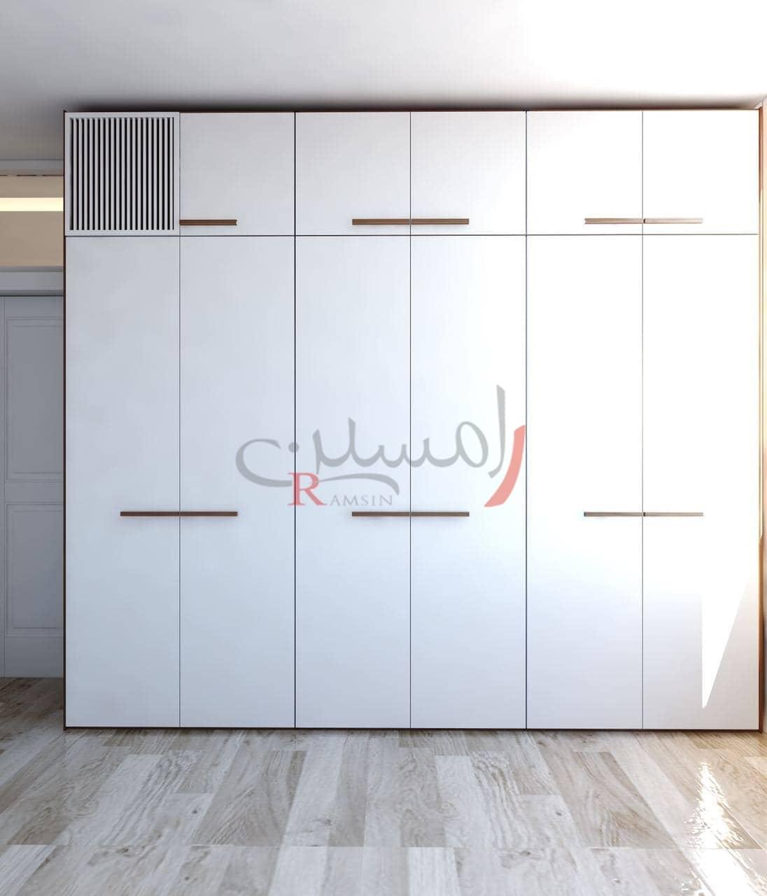 طراحی داخلی و دکوراسیون آپارتمان