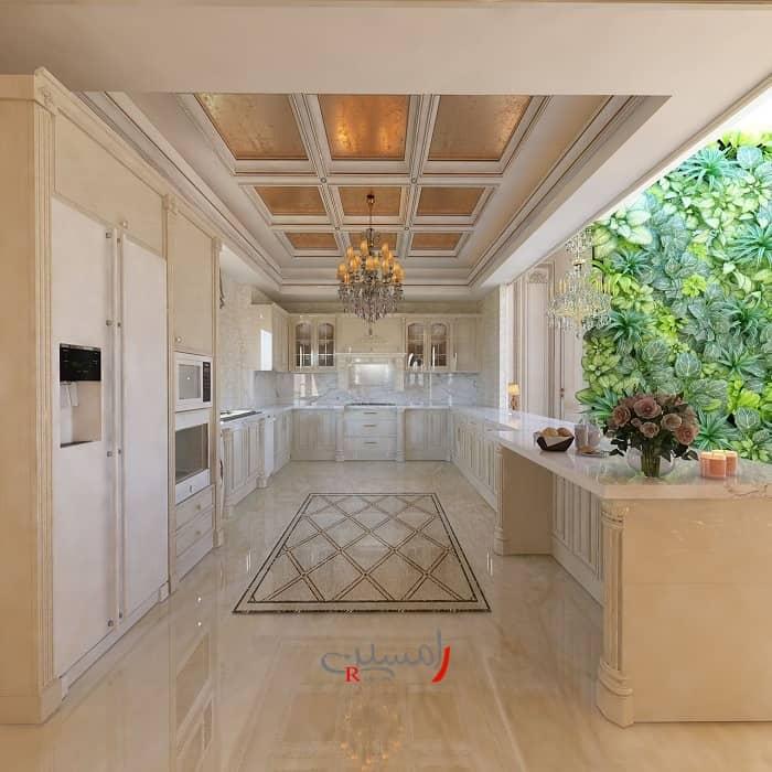 اهمیت آشپزخانه در دکوراسیون داخلی
