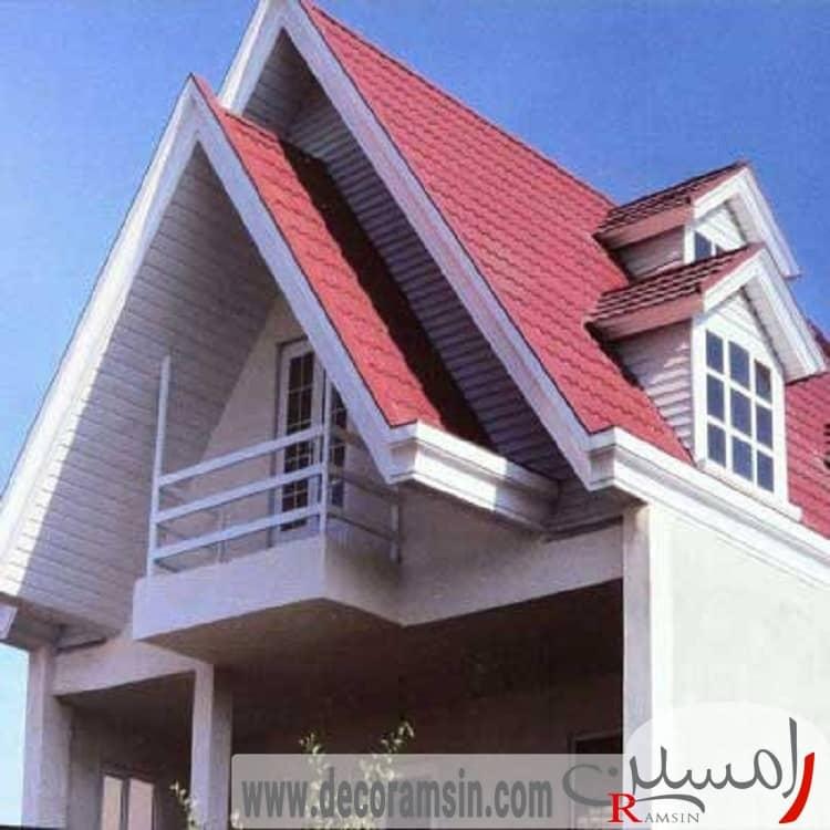 پوشش-سقف-دکرا-در-ساخت-ویلا