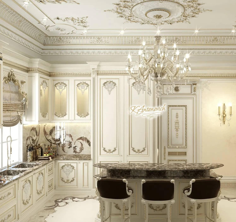 دکوراسیون کلاسیک ،شرکت معماری و دکوراسیون رامسین
