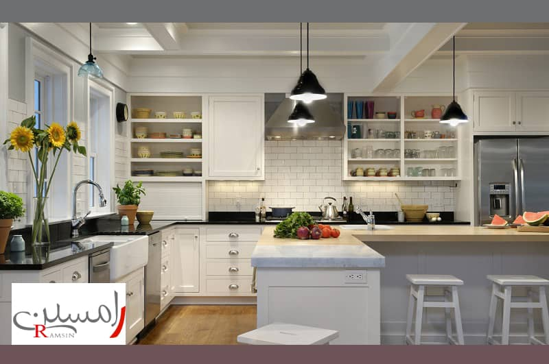 بازسازی منزل برای فروش یا اجاره استفاده بهینه از آشپزخانه