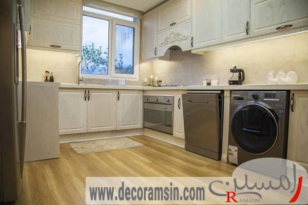 بازسازی آشپزخانه با 5 ایده موثر